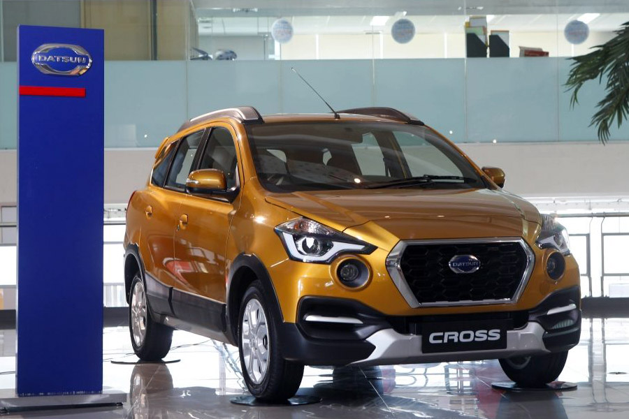 The Datsun CROSS Goes on Sale in Indonesia 20