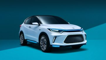 Honda Everus EV Concept to Debut at Beijing Auto Show 2
