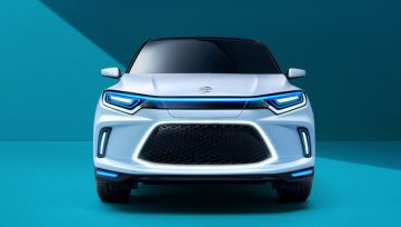 Honda Everus EV Concept to Debut at Beijing Auto Show 3