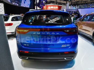 FAW D80 Debuts at 2018 Beijing Auto Show 13