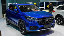 FAW D80 Debuts at 2018 Beijing Auto Show 24