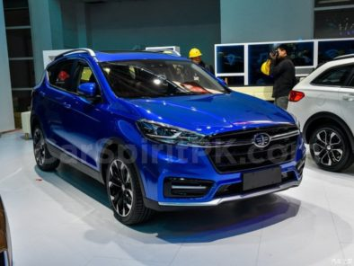FAW D80 Debuts at 2018 Beijing Auto Show 22