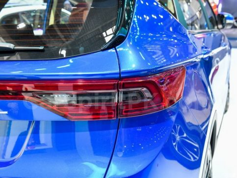 FAW D80 Debuts at 2018 Beijing Auto Show 29