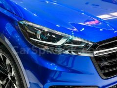 FAW D80 Debuts at 2018 Beijing Auto Show 7