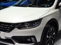 FAW Jumpal CX65 Unveiled at 2018 Beijing Auto Show 9