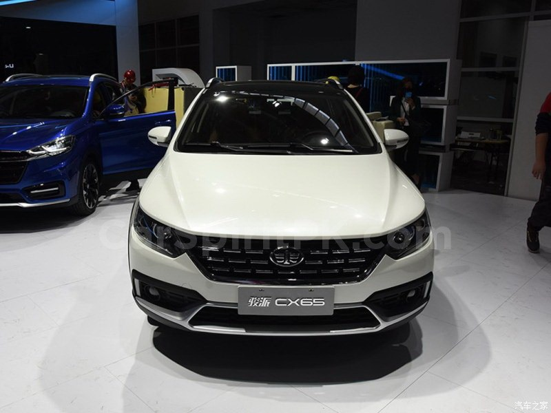 FAW Jumpal CX65 Unveiled at 2018 Beijing Auto Show 18