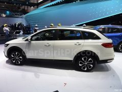 FAW Jumpal CX65 Unveiled at 2018 Beijing Auto Show 11