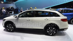 FAW Jumpal CX65 Unveiled at 2018 Beijing Auto Show 6