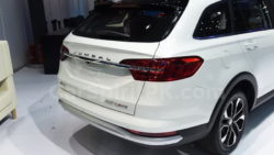 FAW Jumpal CX65 Unveiled at 2018 Beijing Auto Show 15