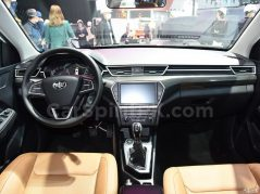 FAW Jumpal CX65 Unveiled at 2018 Beijing Auto Show 5