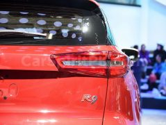 FAW R9 Arrives at 2018 Beijing Auto Show 15