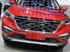 FAW R9 Arrives at 2018 Beijing Auto Show 10