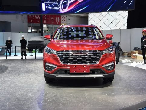 FAW R9 Arrives at 2018 Beijing Auto Show 5