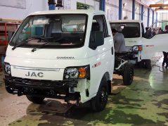 Ghandara Begins Assembling the JAC X200 Pickup Locally 4