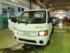Ghandara Begins Assembling the JAC X200 Pickup Locally 5