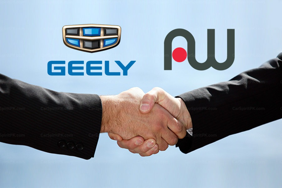 Geely and Aisin Forms Automatic Transmission JV 10