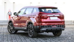 Geely Boyue Premium SUV 14