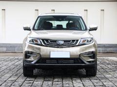 Geely Boyue Premium SUV 9