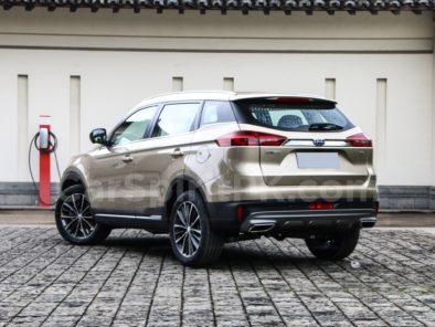 Geely Boyue Premium SUV 11