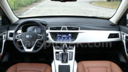 Geely Boyue Premium SUV 18