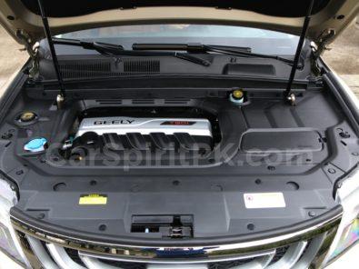 Geely Boyue Premium SUV 32