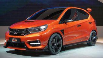 Honda Small RS Concept at IIMS 2018 3