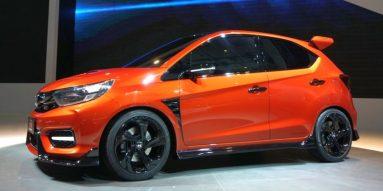 Honda Small RS Concept at IIMS 2018 4