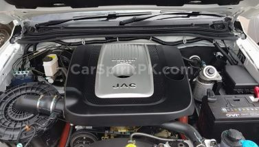Ghandhara to Introduce JAC T6 Double Cabin Pickup in Pakistan 8