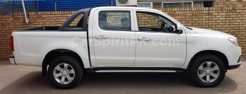 Ghandhara's JAC T6 Double Cabin Pickup Reaches the Dealerships 8