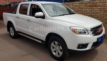 Ghandhara's JAC T6 Double Cabin Pickup Reaches the Dealerships 7