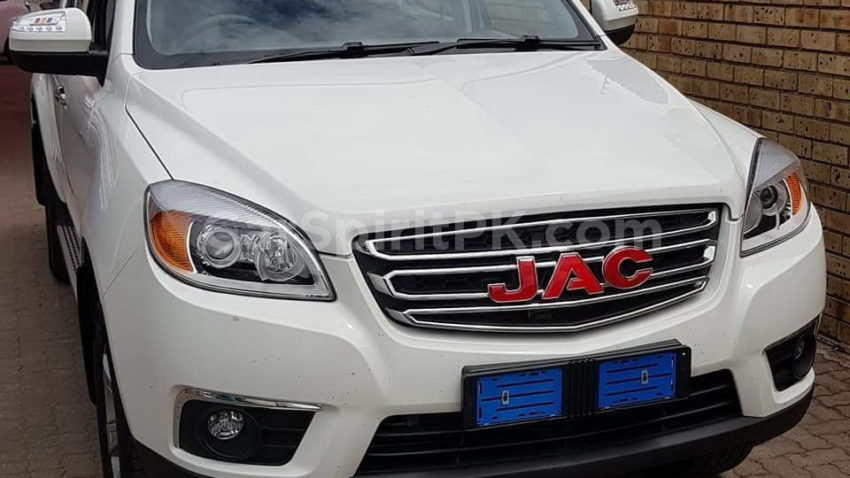 Ghandhara to Introduce JAC T6 Double Cabin Pickup in Pakistan 5