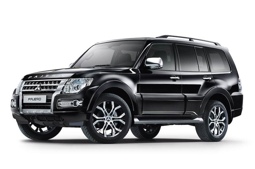 Mitsubishi Pajero to be Discontinued in Europe 3
