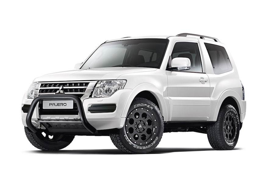 Mitsubishi Pajero to be Discontinued in Europe 2