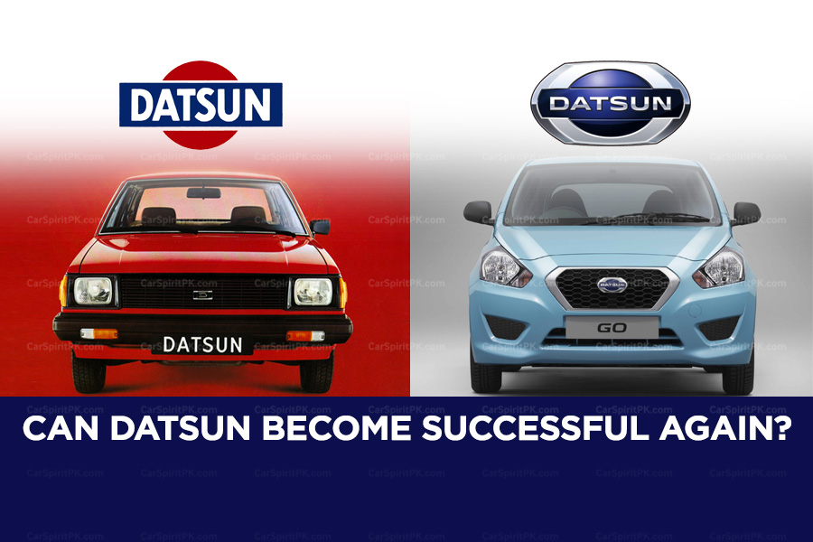 Can Datsun Become a Successful Brand in Pakistan Once Again? 102