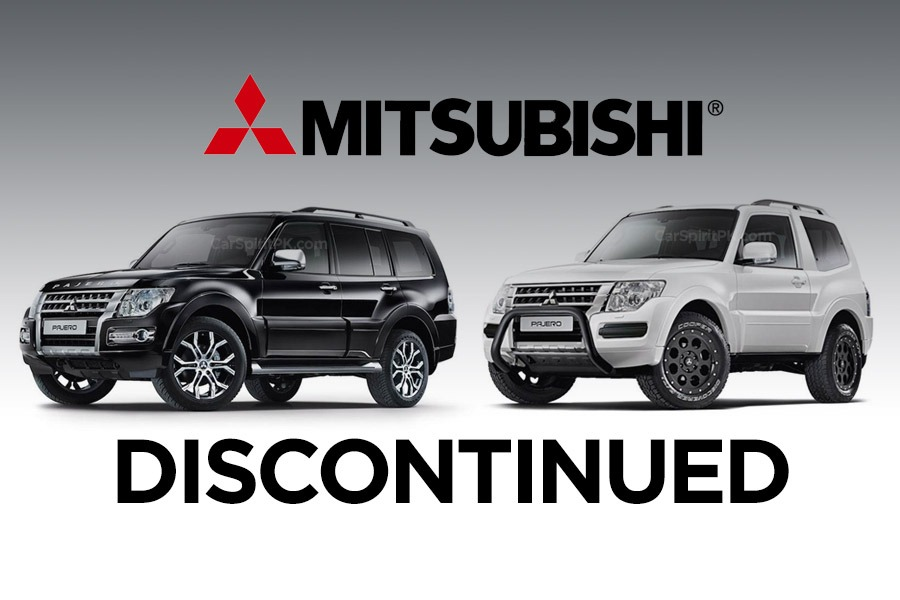 Mitsubishi Pajero to be Discontinued in Europe 1