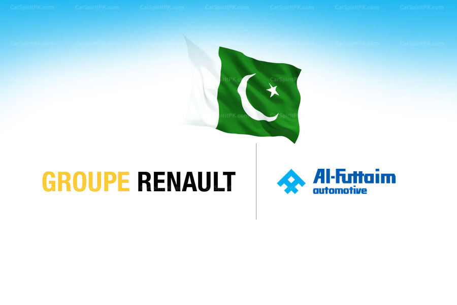 Renault Pakistan Website Launched 26
