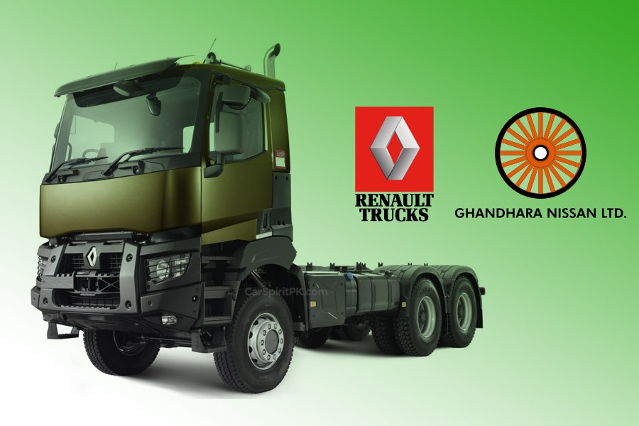Ghandhara Nissan Signs Importer Agreement with Renault Trucks 5