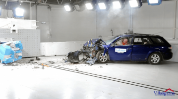 What Happens when Rusty Cars are Crash Tested? 3