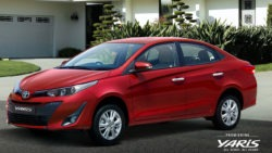Toyota Yaris Sedan in India has a Localization Level of 87% 15