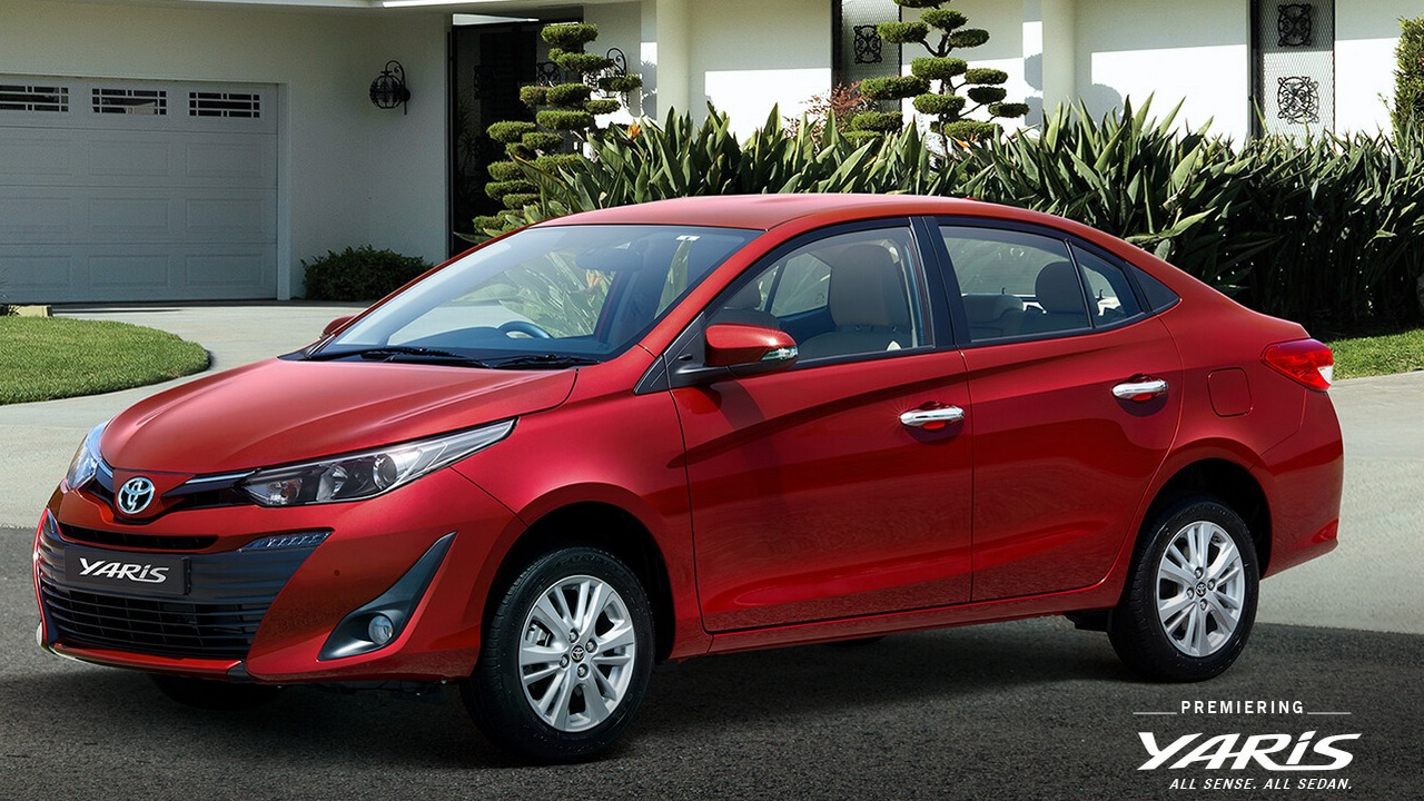 2018 Toyota Yaris Prices Announced in India 2