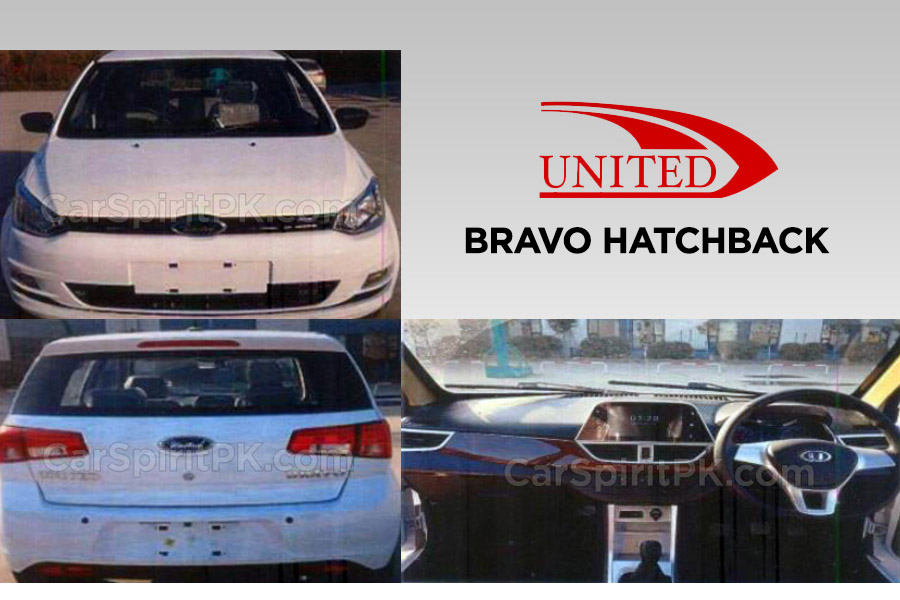 United Bravo Hatchback Leaked! 45