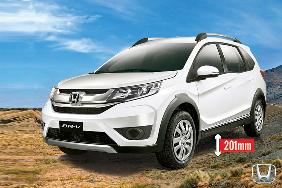 Honda BR-V 6-Speed Manual Transmission Launched 1