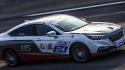 The Hongqi H5 Sedan 15