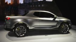 Hyundai Santa Cruz Pickup Truck to Launch in 2020 11