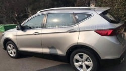 FAW Moves Upmarket with the New Jumpal D80 SUV 8