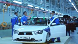 Azerbaijan and Iran Join Hands to Produce Automobiles 8