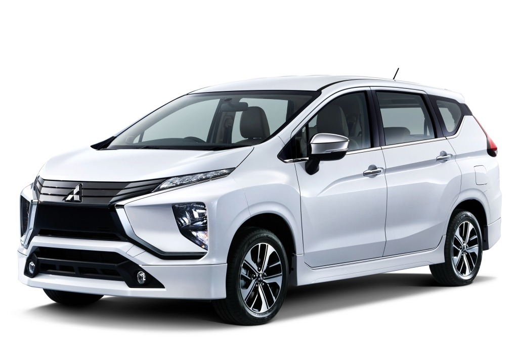 Mitsubishi Xpander Named Indonesia's Car Of The Year 2018
