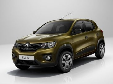Renault Offering 4 Years/ 100,000 Km Warranty with Kwid in India 4