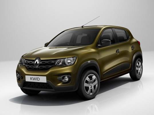 Renault Offering 4 Years/ 100,000 Km Warranty with Kwid in India 7