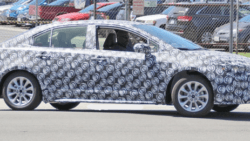 Spyshots: 12th gen Toyota Corolla Caught Testing 5